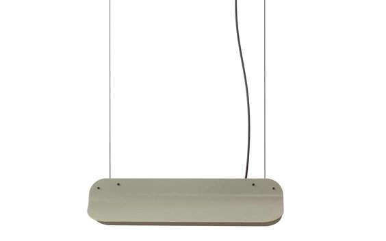 Lámpara alargada - Verde