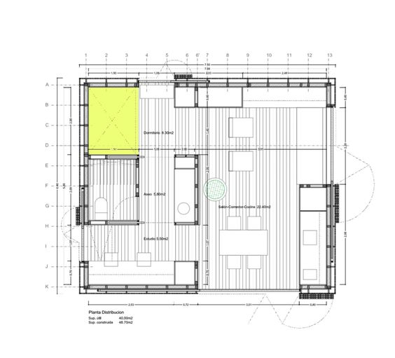 Galeria - Protótipo Residencial / Luis Roldan Velasco + Ángel Hevia Antuña - 21