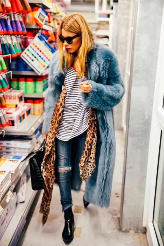 Más De 40 Ideas De Combinaciones Estilosas Y Abrigadas Para El Frío | Cut & Paste – Blog de Moda