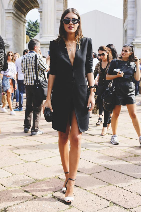 patricia manfield style /black on black