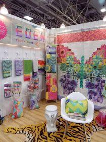 A Quilting Life - a quilt blog: Quilt Market Minneapolis Part 3: Inspired
