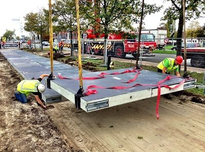 The Netherlands Preps World's First Solar Road [Future Energy: http://futuristicnews.com/category/future-energy/ Solar Energy: http://futuristicshop.com/category/solar_power/]
