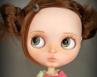 OOAK benutzerdefinierte Blythe Puppe
