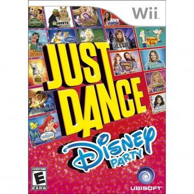 Just Dance: Disney Party, $30 | Best Wii Games for Kids This Christmas - Parenting.com