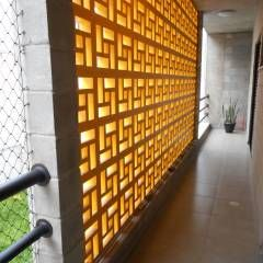 Varanda : Terraços translation missing: br.style.terraços.rústico por Metamorfose Arquitetura e Urbanismo
