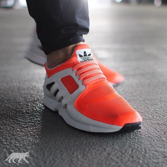 Adidas Eqt Orange