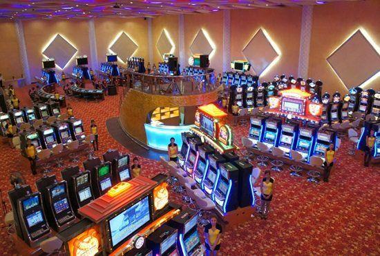 An ninh của Casino Naga Word rất tốt