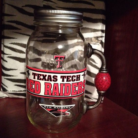 Texas Tech mug on Etsy, $15.00