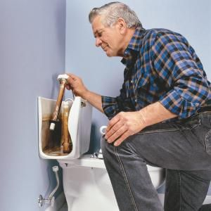 How to Fix a Running Toilet.