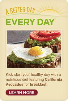California Avocado Red, White and Blueberry Salsa Recipe   California Avocado Commission