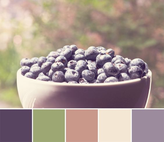 Muted soft dusty purple sage rose lavender color - Muted purple paint colors ...