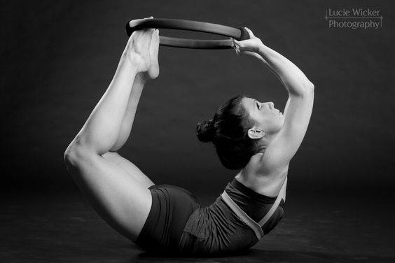 Pilates Circle - Photo by Lucie Wicker Photography