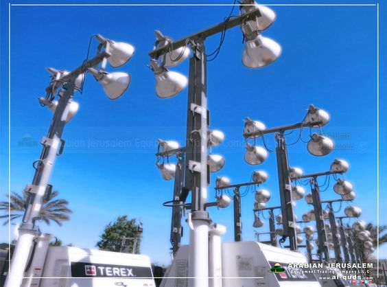 #Terex #Lighting Tower The source of high intensity of #illumination ! brand : #Terex For more info. & submitting inquiry: http://bit.ly/1sUJvHV
