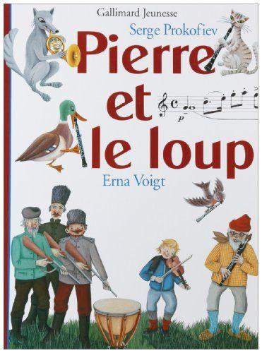 Album Pierre et le loup - TitLine à l'école