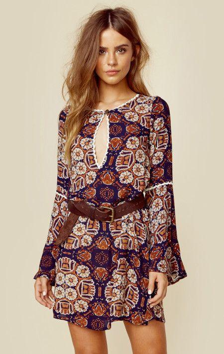 Cleobella Clothing Boho Dresses Klyn Short Dress - Fashion - Style ...
