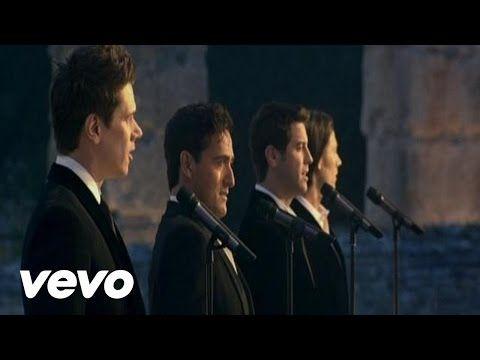 Lyrics i heard there was a secret chord that david played - Il divo amazing grace video ...