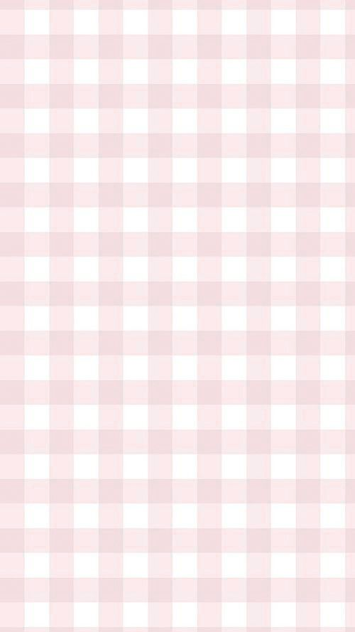 Iphone Pink Gingham Wallpaper Papan Warna Desain Banner Kotak Kotak