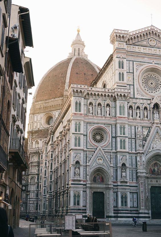 Florenz - Dom, Spaziergänge und kulinarische Genüsse