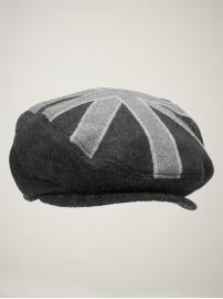 gap union jack driving cap