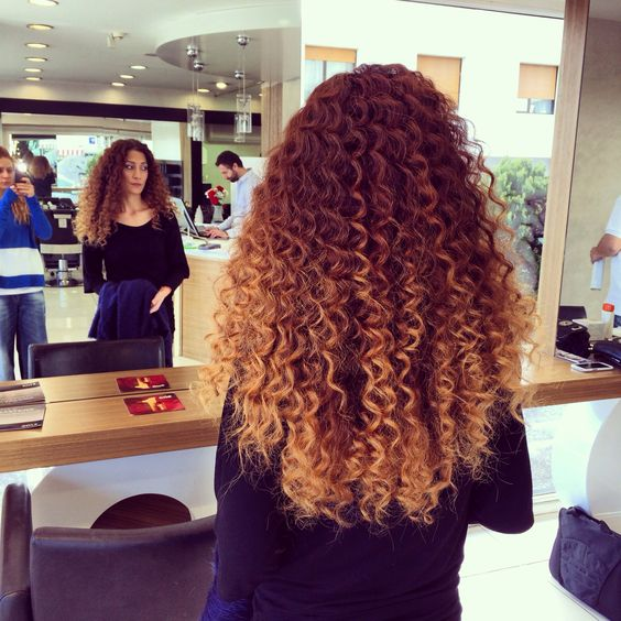 Curly, hair , bonus , balayage , beyonce style