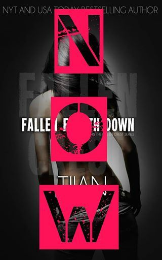 Tijan just released Fallen Fourth Down!!!  Get it now! Buy links: Amazon has published already- one hour!  Amazon US  --> http://amzn.com/B00O1S4YEA Amazon UK --> http://www.amazon.co.uk/dp/B00O1S4YEA Amazon AU --> http://www.amazon.com.au/dp/B00O1S4YEA Amazon CA --> http://www.amazon.ca/dp/B00O1S4YEA iTunes --> https://itunes.apple.com/us/book/id924524849 Kobo --> http://store.kobobooks.com/en-US/ebook/fallen-fourth-down
