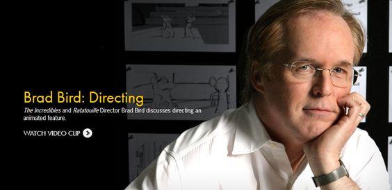 Brad Bird discusses directing