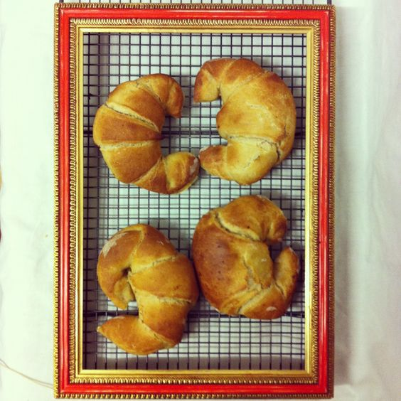 Vegan Handmade Croissants