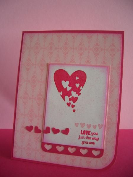 Sprinkled Hearts~ by stampin'nana - Cards and Paper Crafts at Splitcoaststampers