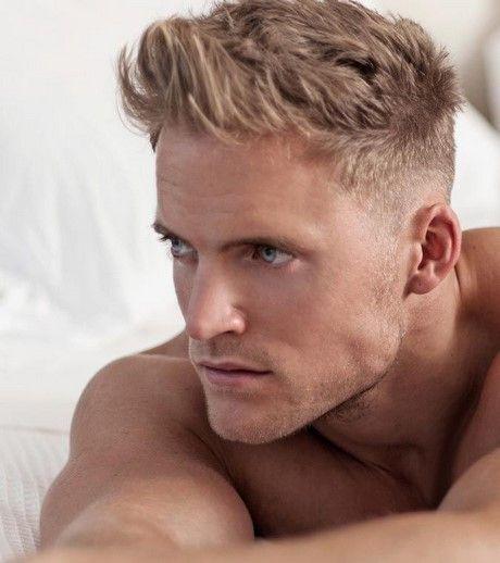 Haarschnitt Manner Blonde Haare Manner Haarschnitt Manner Und