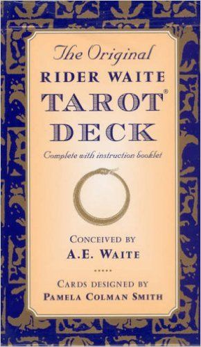 raider waite tarot