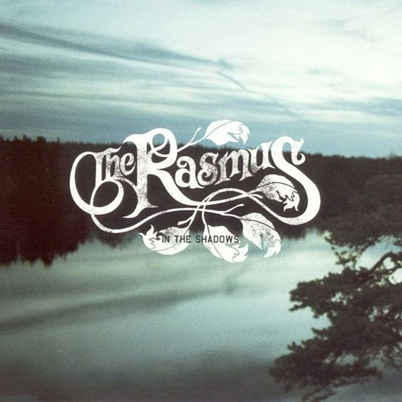 The Rasmus – In the Shadows (single cover art)