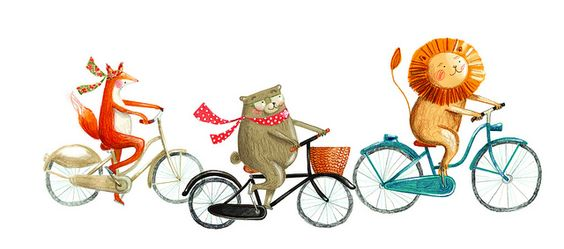Bicycle by Kristyna Litten, via Flickr