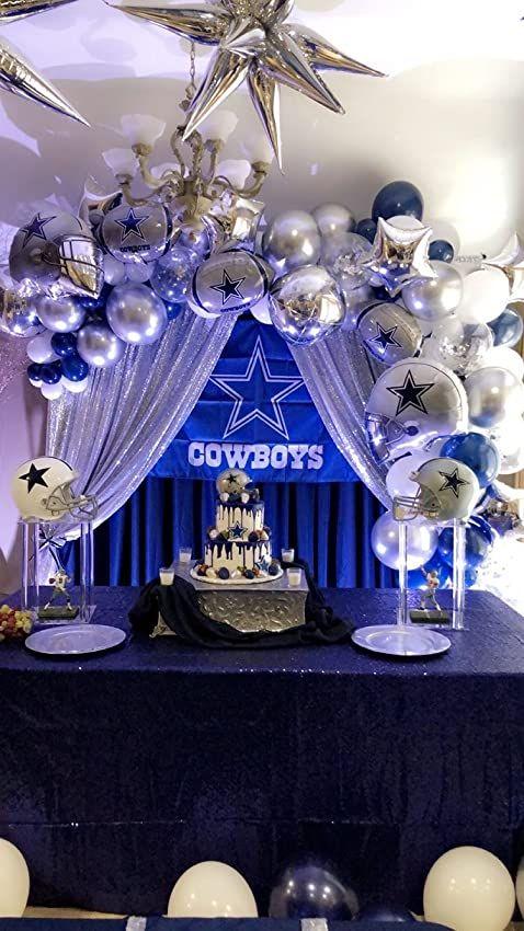 Related Posts Amazon Com Dallas Cowboys Birthday Party Dallas Cowboys Birthday Dallas Cowboys Party