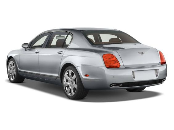 2013 Bentley Continental Flying Spur Concept