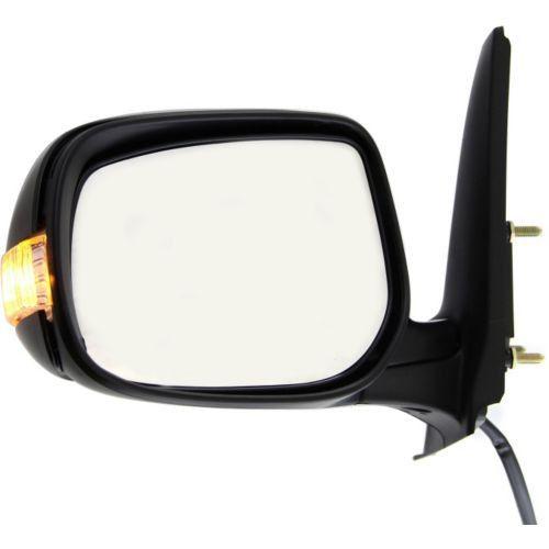 2008-2015 Scion xB Mirror LH, Power, With Signal