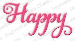 Happy - DIE377-F: