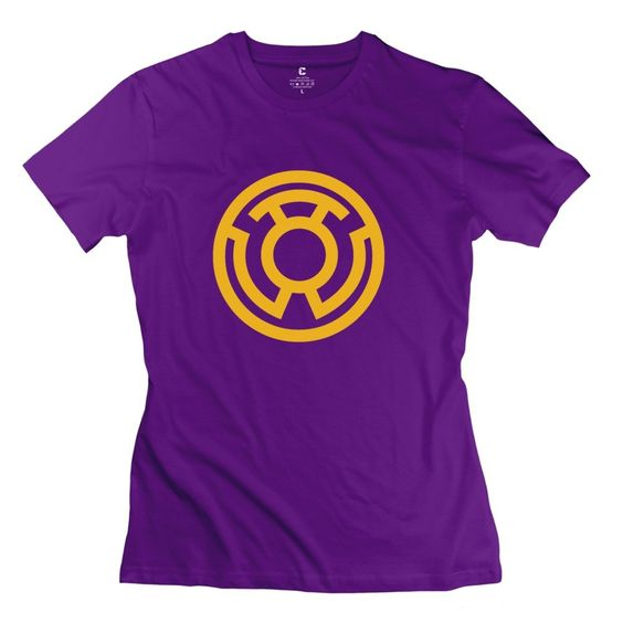 Yisw Female Big Bang Sheldons Yellow Lantern T-Shirt Cotton Quotes T-Shirt at Amazon Women's Clothing store: