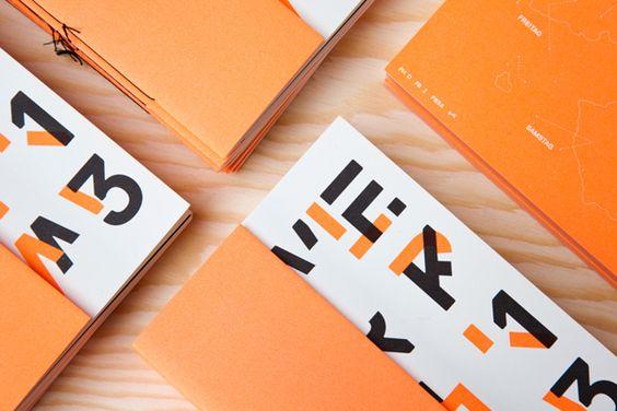 Branding for student exhibition Werkkonferenz... | Art & Design | Nae-Design Sydney Interactive Blog