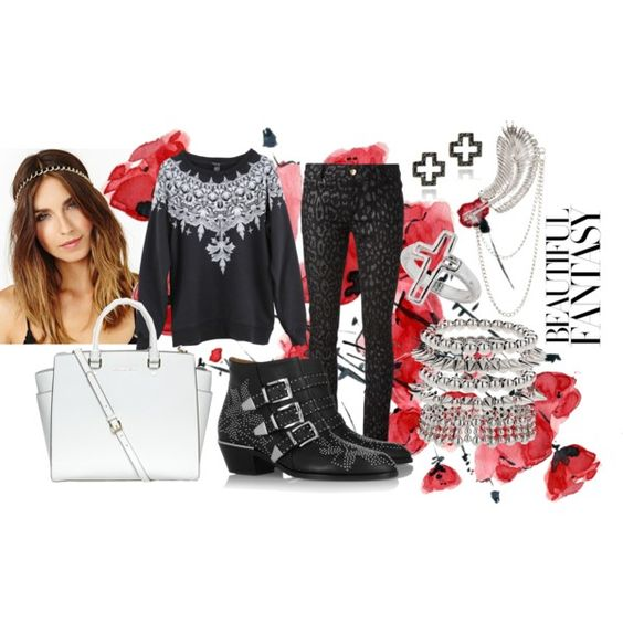 """GABRIEL ON THE GALLOWS"" by kabukigrlz on Polyvore http://kabukigrlz.blogspot.com/ Styling by TheryChan"