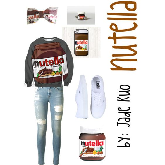 Nutella! by: Jade Kuo