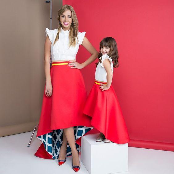 Joelle Mardinian &daughter