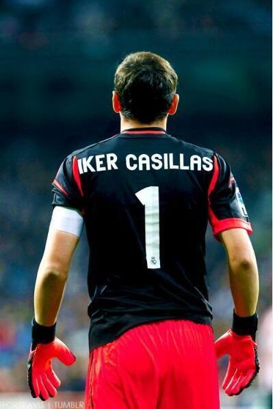#Iker #Casillas
