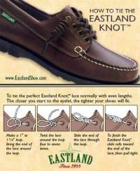 How to tie the Eastland knot tutorial!