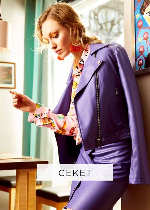 En Tarz Bayan Ceket Modellerini Ekatekstil Com Bayanceket Kadinceket Kot Ceket Mont Blazer Ceket