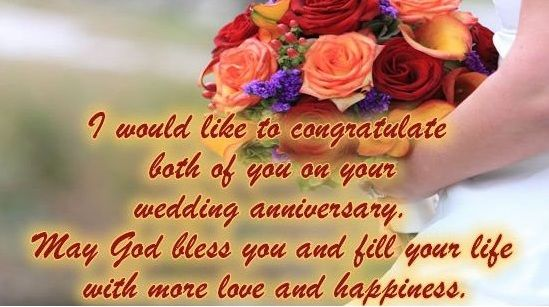 Wedding Anniversary Wishes For Sister Happy Wedding