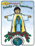 Saints of the Americas Coloring