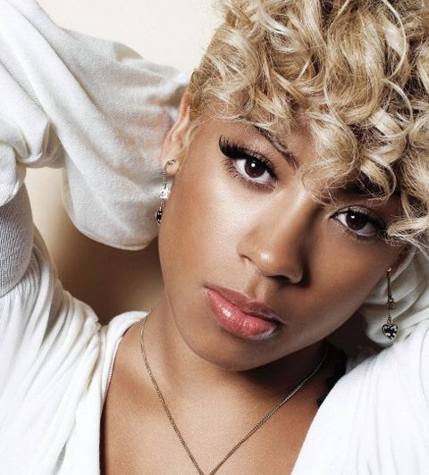 hair style on my keyshia cole this is badass real talk i 7583