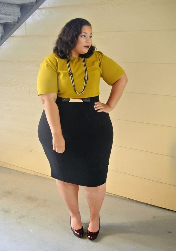 GarnerStyle | The Curvy Girl Guide: Fall Crops
