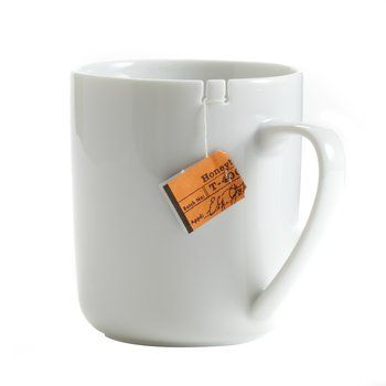A built-in teabag holder!? Love it! I just usually use the handle.