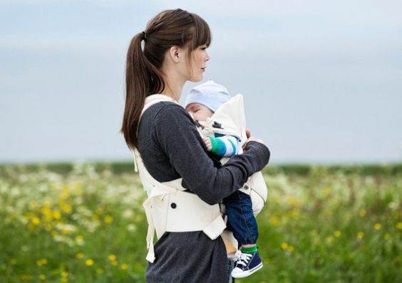 Keeping you and baby cool with MyCarrier Cool. #breathability #coolcarriers #babycarrier